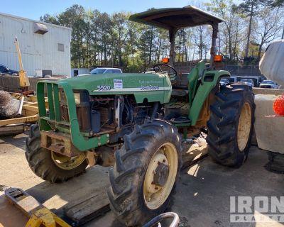 John Deere 5520 4WD Tractor