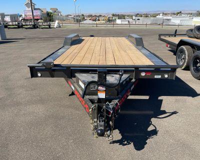 "2022 MAXXD TRAILERS 20' x 102"" 14K Buggy Hauler Trailer - Utility Paso Robles, CA"