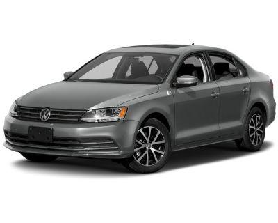 Pre-Owned 2017 Volkswagen Jetta 1.4T SE