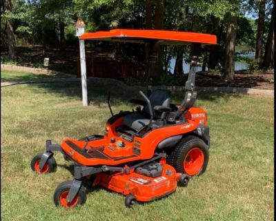 2013 Kubota ZG227LA-60 Zero Turn Lawnmower