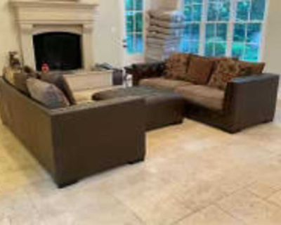 Couches & Side tables - Like New!