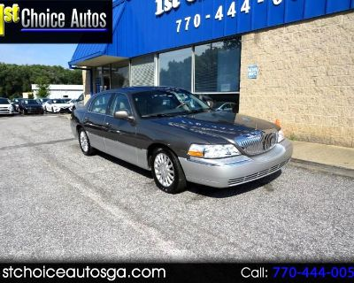 Used 2004 Lincoln Town Car 4dr Sdn Ultimate
