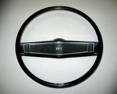 69 70 Chevelle El Camino Ss Steering Wheel