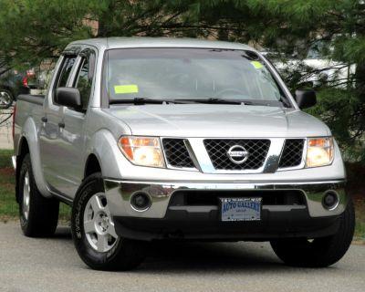Used 2007 Nissan Frontier 4WD Crew Cab SWB Auto SE