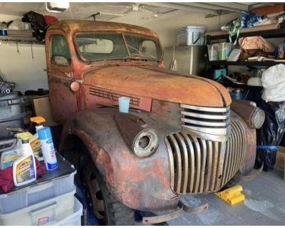 1942 Chevrolet 1 Ton Dually