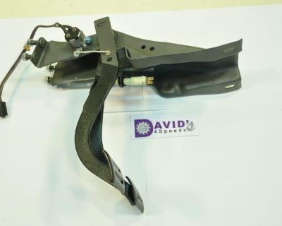 Clutch And Brake Pedal Assembly For 1969 Camaro With Clutch Switch - Original