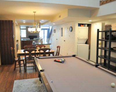 BEST LOCATION IN PARK CITY!!! POOL TABLE and on FREE BUS ROUTE! - Downtown Park City