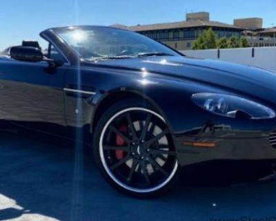 2008 Aston Martin Vantage Standard
