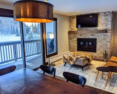 Family Ski+Bike+Hike Retreat | Balcony w/180 Mtn Views | Fireplace - Vail