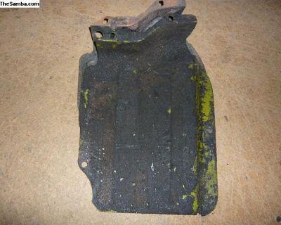 vanagon R under push rod tin G-B10