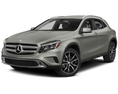 Pre-Owned 2015 Mercedes-Benz GLA GLA 250 FWD 4D Sport Utility