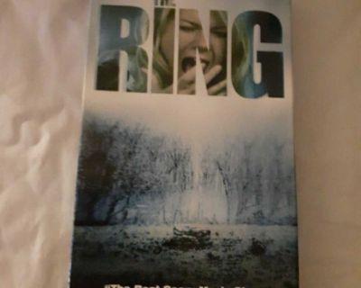 The Ring (VHS, 2003,) Horror movie Dreamworks