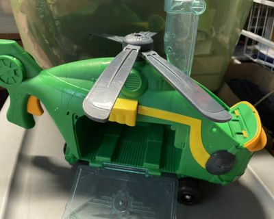 Blaze s Monster Cooter Helicopter