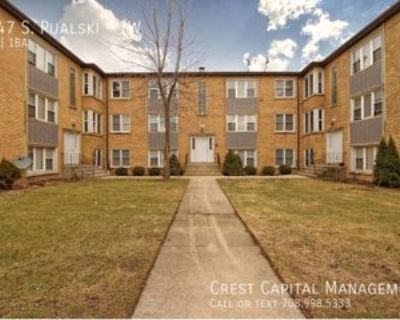 9147 S Pulaski Rd #1W, Evergreen Park, IL 60805 2 Bedroom Apartment