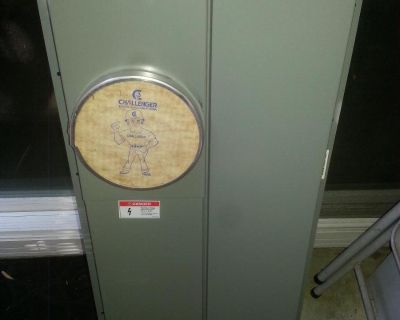 200 Amp 20-Space 40-Circuit Outdoor Meter Main Breaker Panel