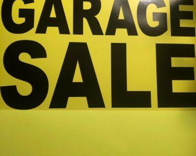 GARAGE/YARD SALE