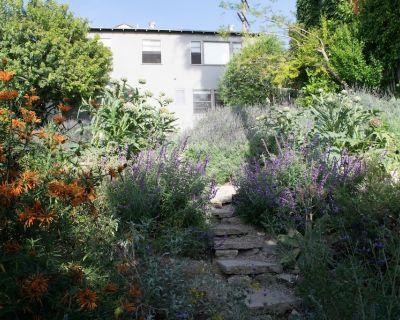 Magical Los Feliz hillside home, views of Hollywood, Griffith Park and West LA - Los Feliz