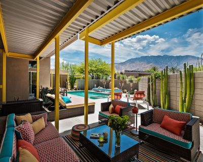 Design and Architecture Create The Ideal Palm Springs Life - Palm Springs