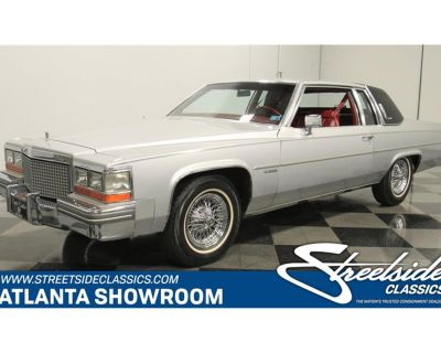 1981 Cadillac Coupe