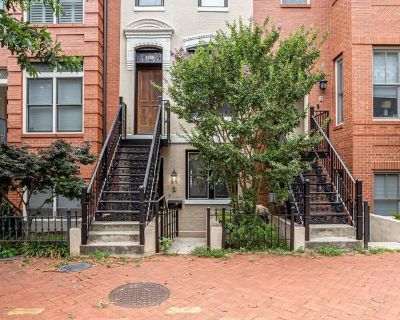 Townhouse Rental - 1230 4th St NW