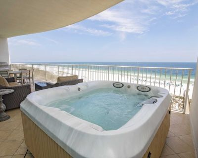 Balcony Hot tub/Grill ~ Low Floor ~ All Tile ~ Turquoise Place 603C ~ Lazy River ~ Great Amenities - Orange Beach