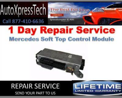 1996 Mercedes Soft Top Controller Repair Service