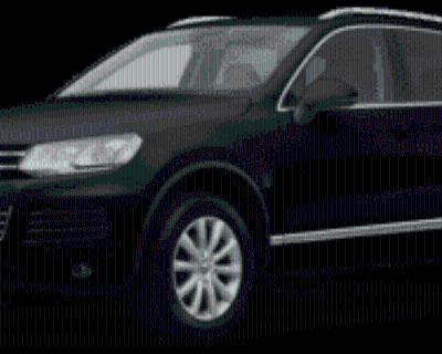 2011 Volkswagen Touareg TDI Executive