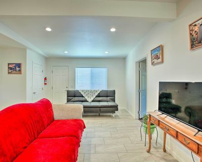 NEW! Cozy Morongo Valley Home 17Mi to Palm Springs - Morongo Valley
