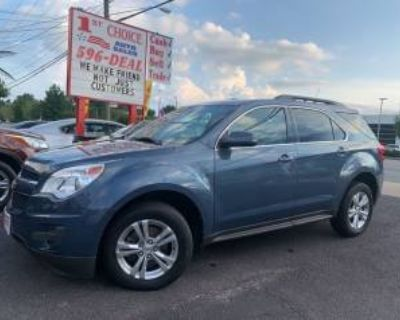 2012 Chevrolet Equinox LT with 1LT AWD