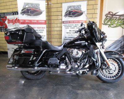 2011 Harley-Davidson Electra Glide Ultra Limited Touring South Saint Paul, MN