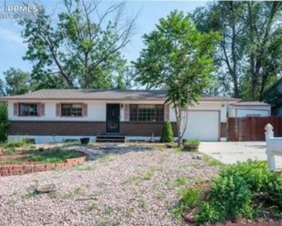 3617 Purdue St, Colorado Springs, CO 80909 4 Bedroom Apartment