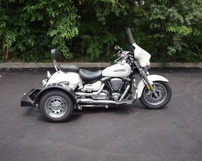 2012 Yamaha Roadstar 1700 3 Wheel Motorcycle Wauconda, IL