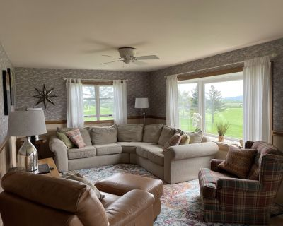 Peaceful Getaway on 50 acres! Great for ATV riding. - Lawrence Township