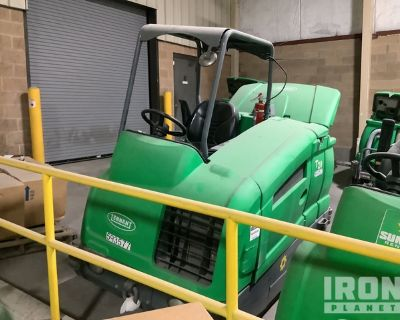 2014 (unverified) Tennant T20 Ride-On Scrubber