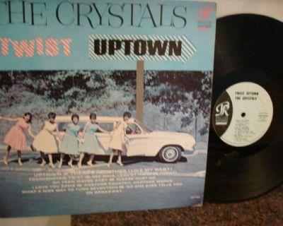 Crystals ~ Twist Uptown *ORIGINAL LP !