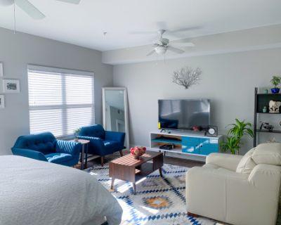 Glamorous Insta-Worthy Studio Apartment, Atlanta, GA