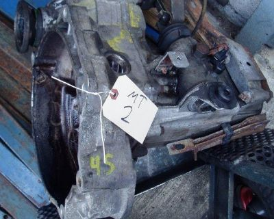 VW used manual transmissions: various