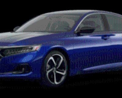 2021 Honda Accord Sport SE