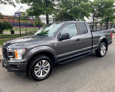Used 2018 Ford F-150 STX SuperCab 4WD