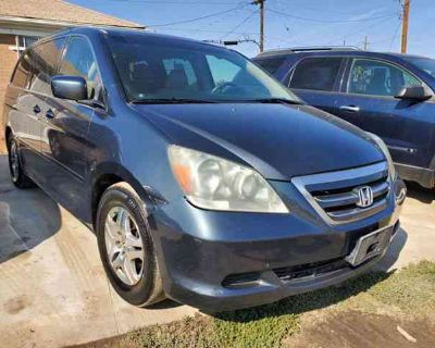 2005 Honda Odyssey for sale