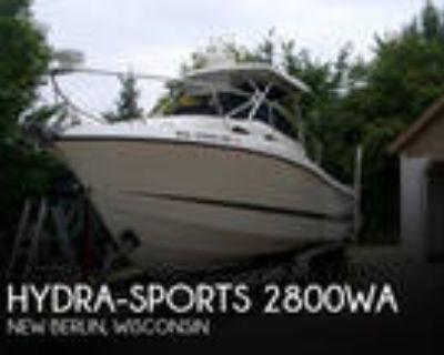 28 foot Hydra-Sports 28