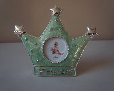 Prince Picture Frame by Lillian Rose