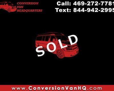 2012 GMC Savana EXPLORER HIGHTOP CONVERSION VAN