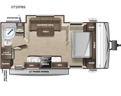 2022 Highland Ridge Rv Open Range Conventional OT20FBS