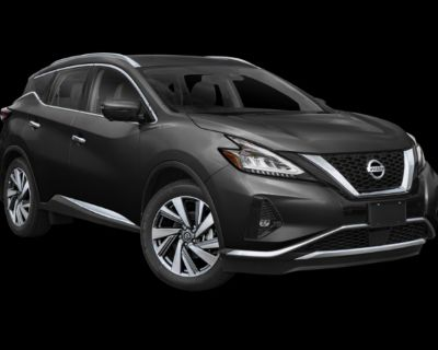 Certified Pre-Owned 2020 Nissan Murano SL AWD 4D Sport Utility