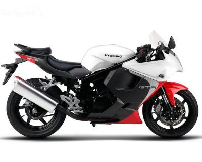 2015 Hyosung GT650R Street Motorcycle Wytheville, VA