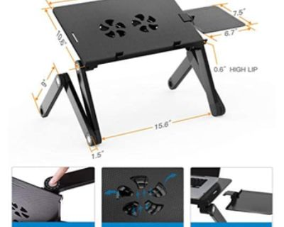 Desk converter/ laptop stand