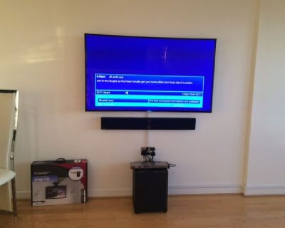 Get The Best TV Wall Mounting Service At Illinois