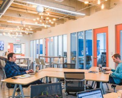 Open Desk - 5 Available at Expansive - Boulder