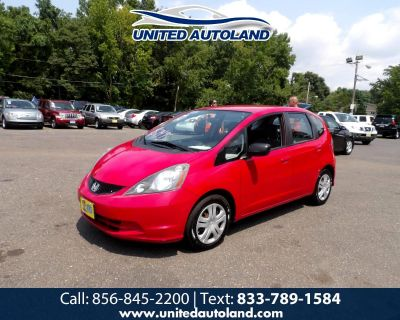 Used 2009 Honda Fit 5dr HB Auto